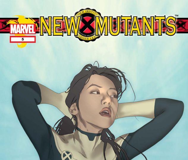 New Mutants (2003) #5