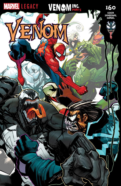 Venom (2016) #160