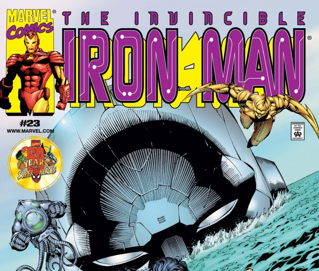 IRON MAN (1998) #23