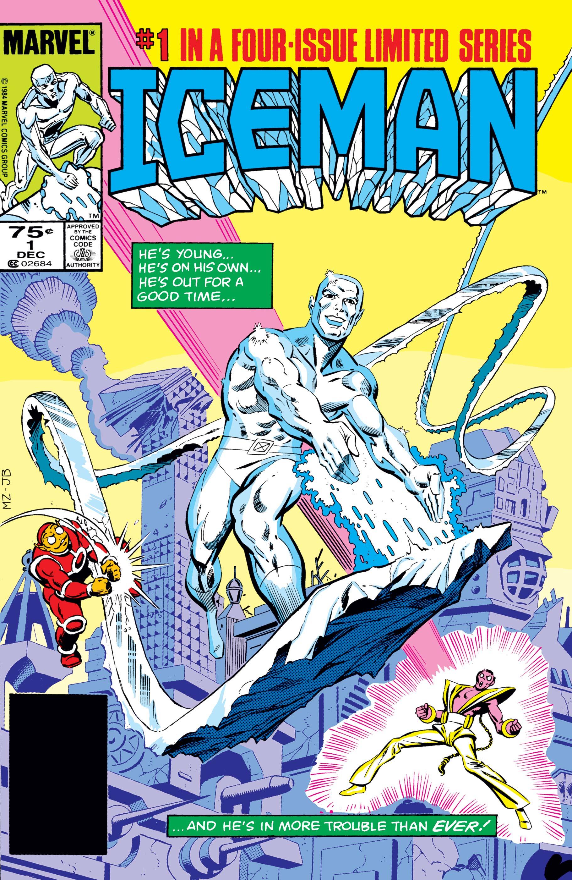 Iceman (1984) #1