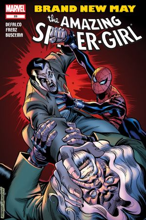 Amazing Spider-Girl #23