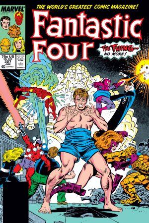 Fantastic Four (1961) #327