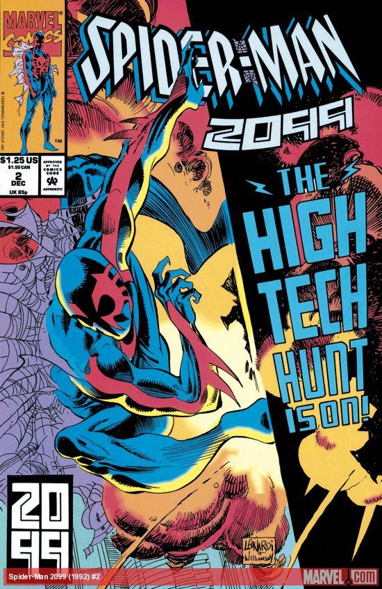 Spider-Man 2099 (1992) #2