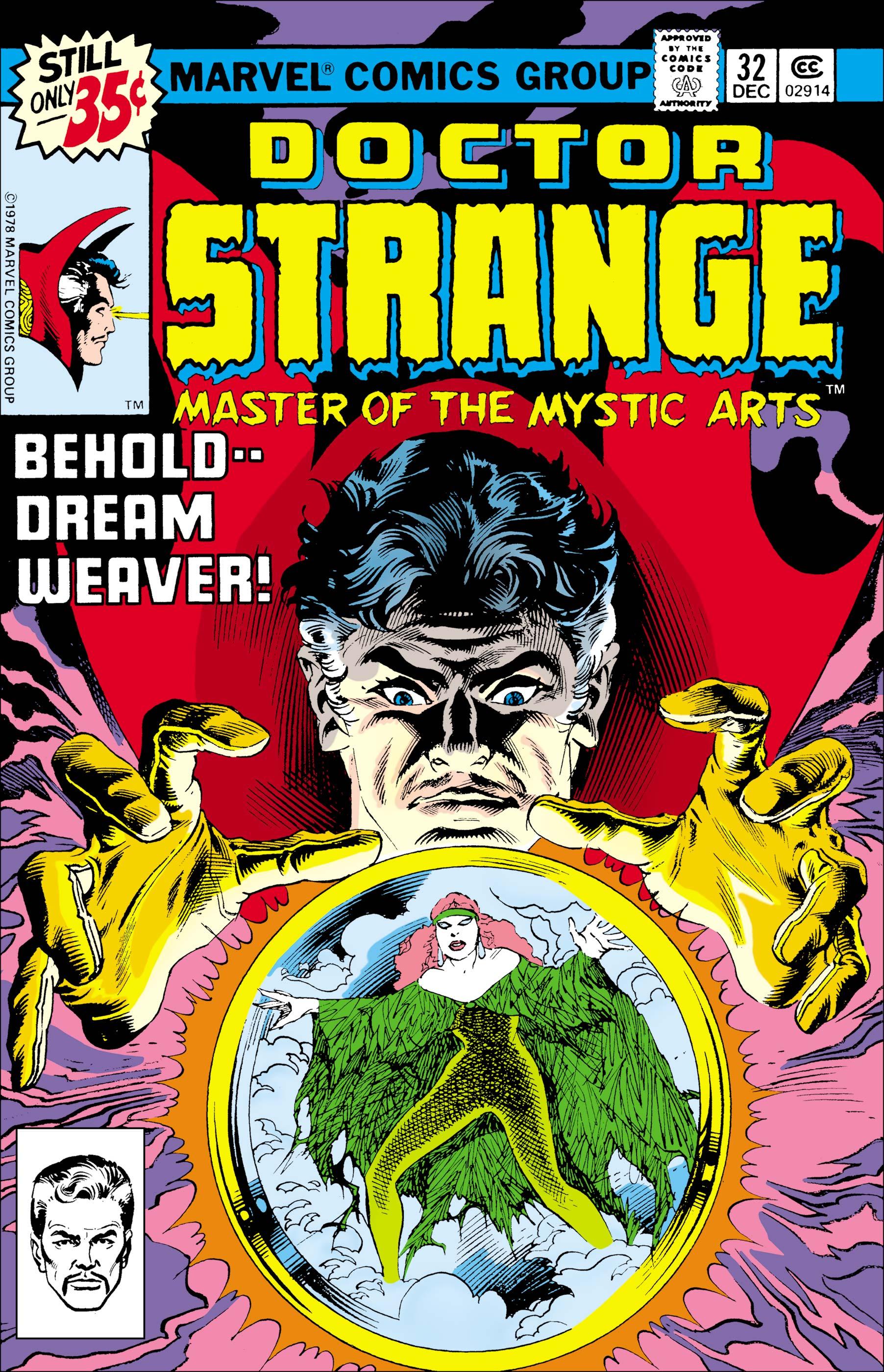 Doctor Strange (1974) #32