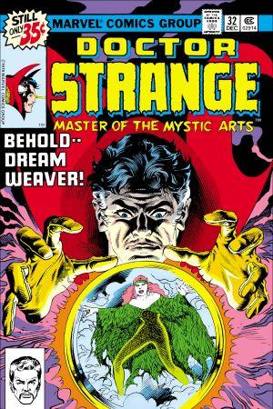Doctor Strange #32