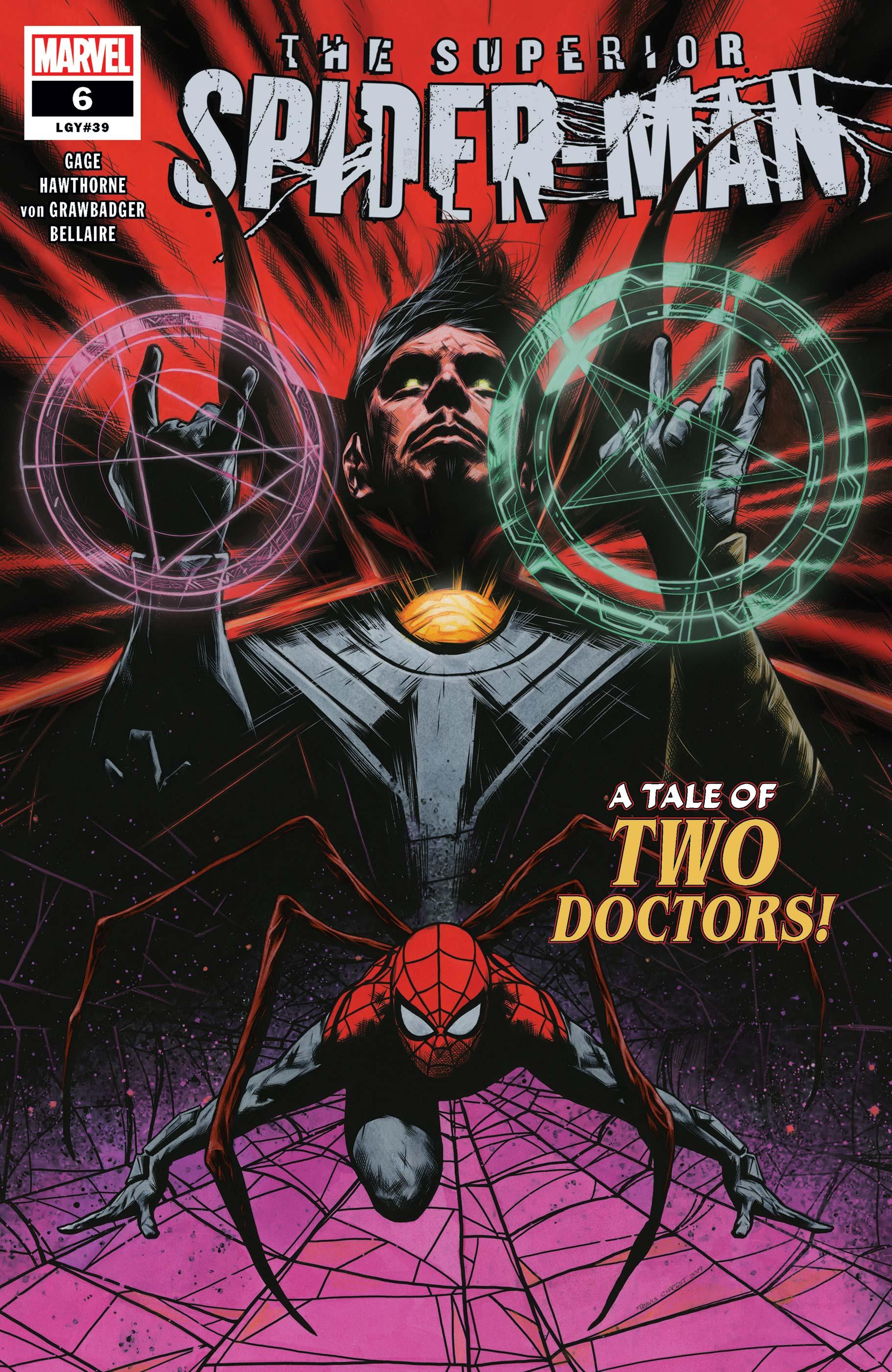 Superior Spider-Man (2018) #6