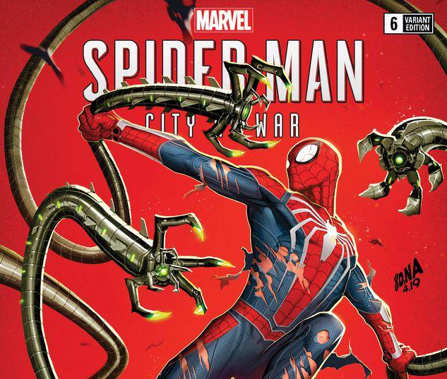 Marvel's Spider-Man: City at War #6