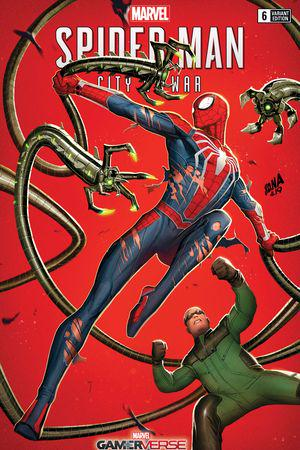 Marvel's Spider-Man: City at War #6  (Variant)