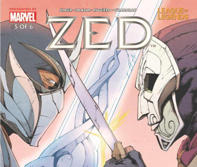 League of Legends: Zed #5