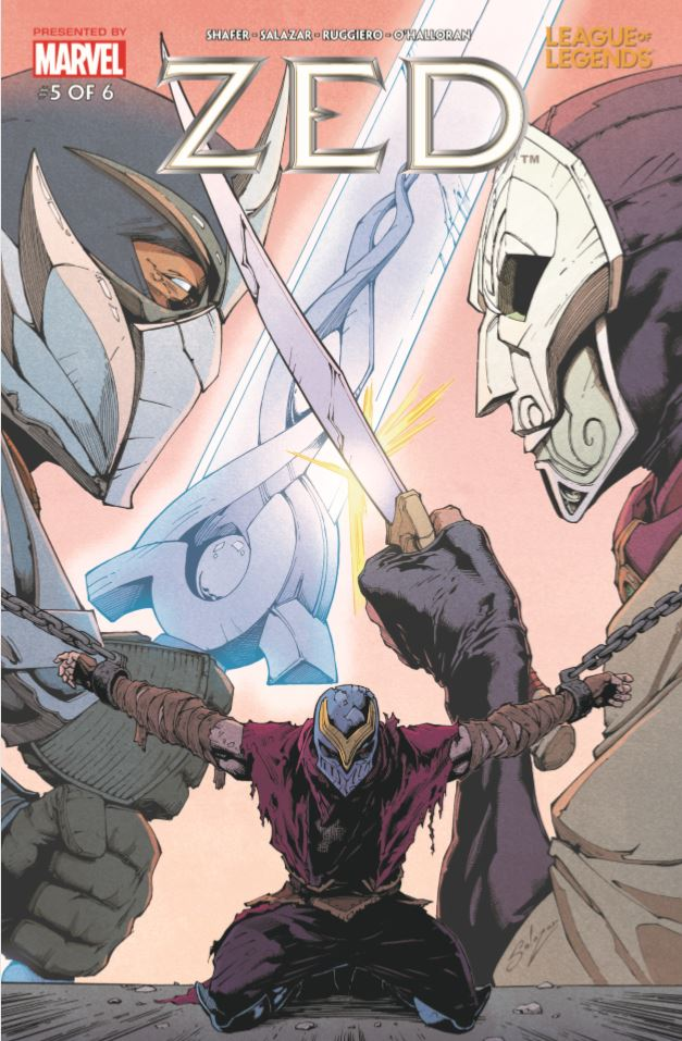 League of Legends: Zed (2019) #5
