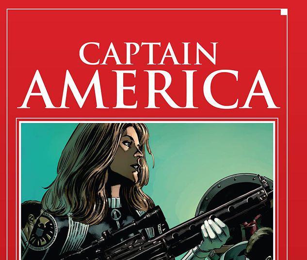 CAPTAIN AMERICA: SHARON CARTER TPB #1
