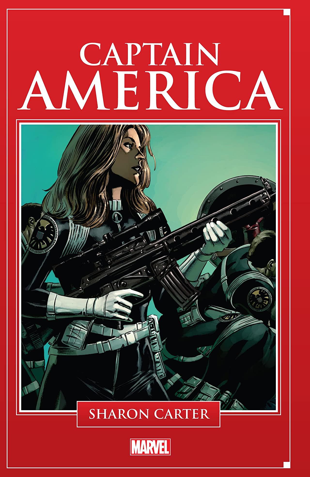 Captain America: Sharon Carter (Trade Paperback)