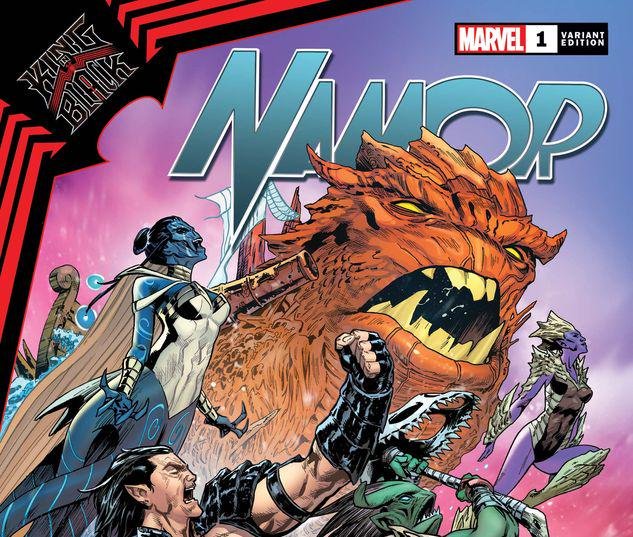 King in Black: Namor #1