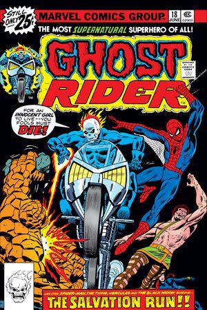 Ghost Rider (1973) #18