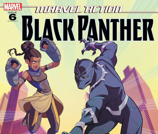 Marvel Action Black Panther #6