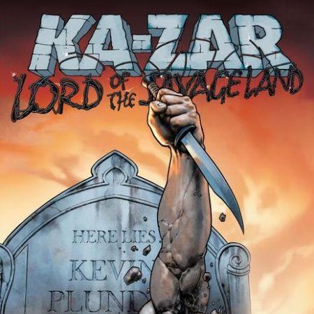 Ka-Zar Lord of the Savage Land (2021 - Present)