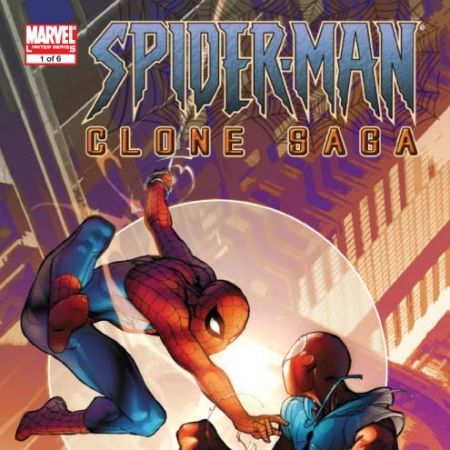 SPIDER-MAN: THE CLONE SAGA #1