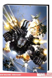 War Machine Vol. 1: Iron Heart (Hardcover)