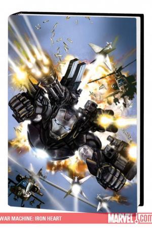 War Machine Vol. 1: Iron Heart (Hardcover)