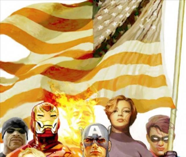 AVENGERS/INVADERS #9 (SUYDAM VARIANT)