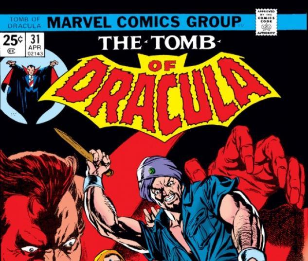 Tomb Of Dracula #31