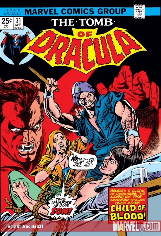 Tomb of Dracula (1972) #31
