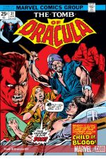 Tomb of Dracula (1972) #31 cover