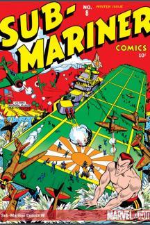 Sub-Mariner Comics #8