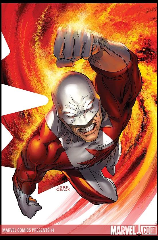 Marvel Comics Presents (2007) #4