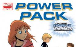 Power Pack (2005) #4