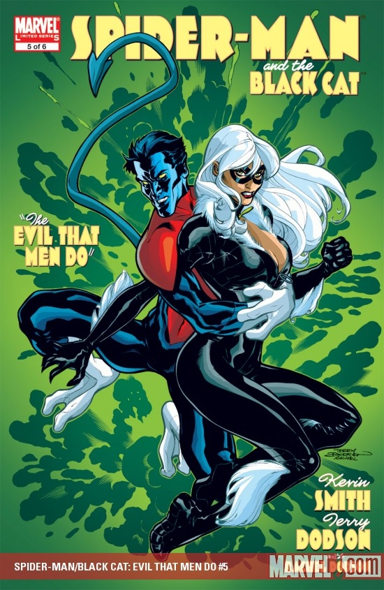 Spider-Man/Black Cat: The Evil That Men Do (Trade Paperback)