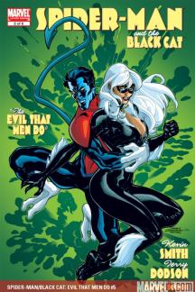Spider-Man/Black Cat: Evil That Men Do #5