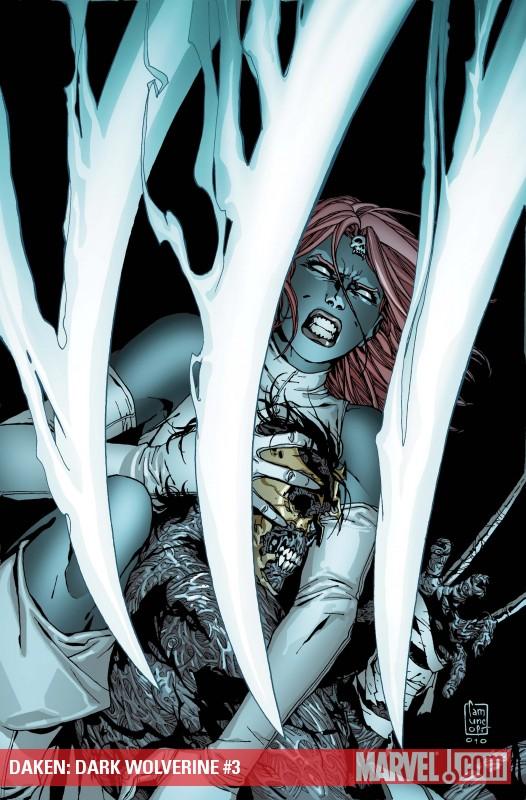Daken: Dark Wolverine (2010) #3