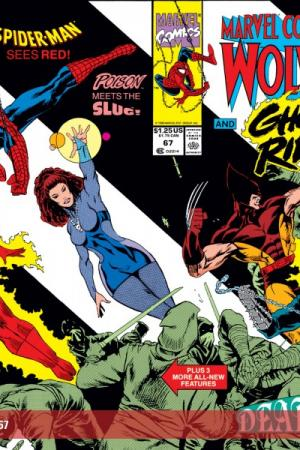 Marvel Comics Presents #67