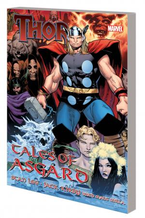 Thor: Tales of Asgard Coipel Cover (Trade Paperback)
