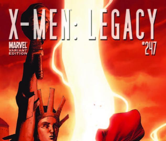 X-Men Legacy (2008) #247, THOR HOLLYWOOD VARIANT