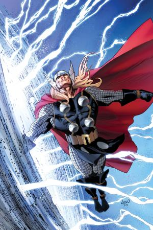 The Mighty Thor (2011) #5 (Land Variant)