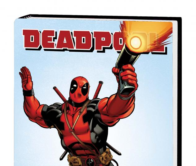 Deadpool Vol. 1 #1