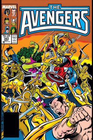 Avengers #283