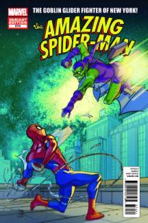 Amazing Spider-Man (1999) #674 (Mc 50th Anniversary Variant)