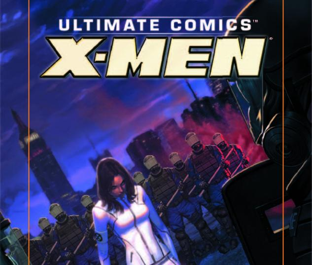 ULTIMATE COMICS X-MEN 13 MOLINA VARIANT (WITH DIGITAL CODE)