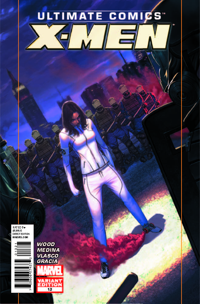 Ultimate Comics X-Men (2010) #13