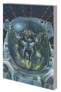 SPACE: PUNISHER TPB (Trade Paperback)