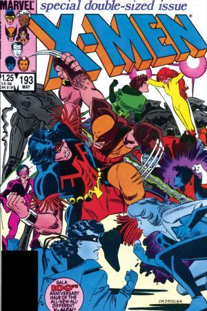 Uncanny X-Men (1963) #193
