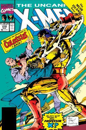 Uncanny X-Men #279