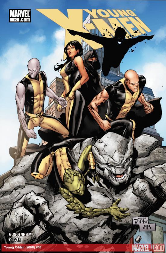 Young X-Men (2008) #10