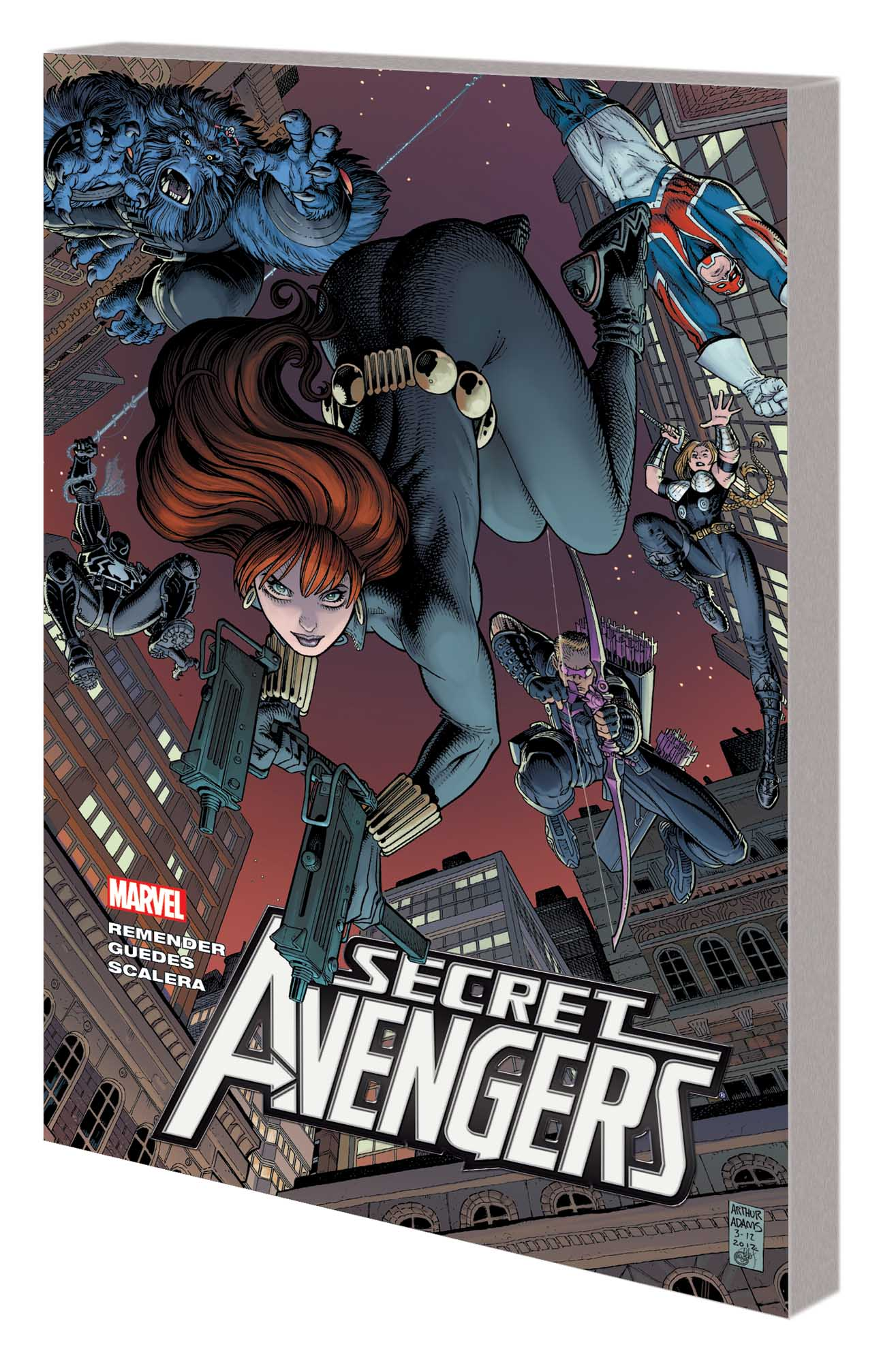 Secret Avengers by Rick Remender Vol. 2 (Trade Paperback)