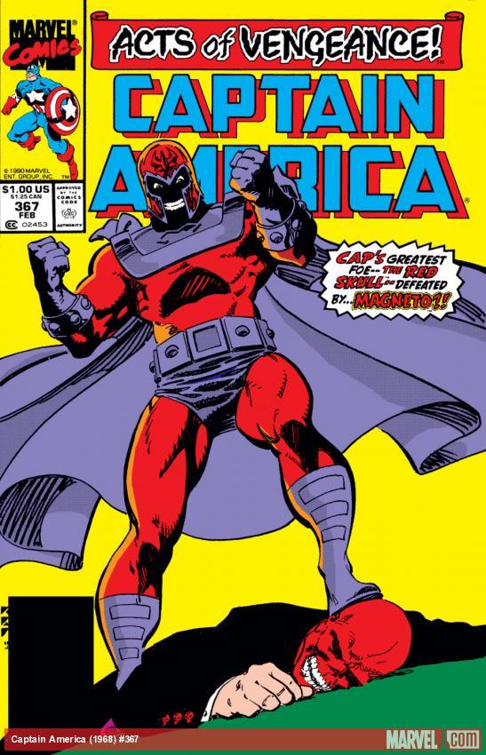 Captain America (1968) #367