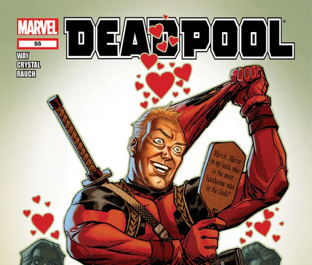deadpool 2008 55 comics marvelcom