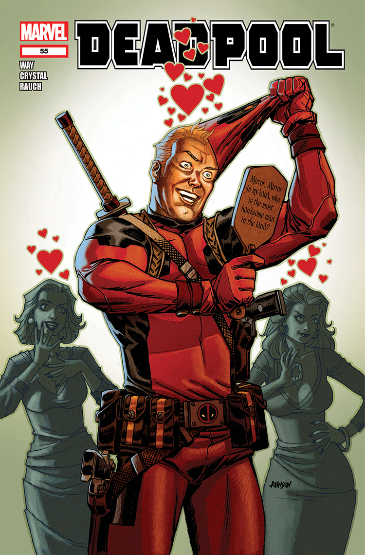 Deadpool (2008) #55